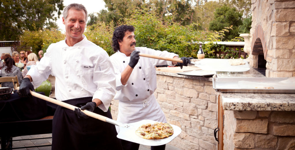 Chef Dean & Chef Enrique at Perry House