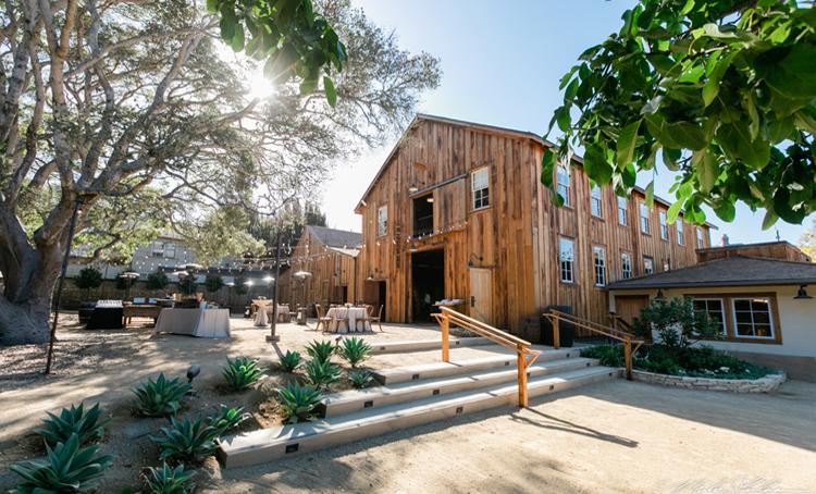 Cooper Molera Barns Event Center in Monterey
