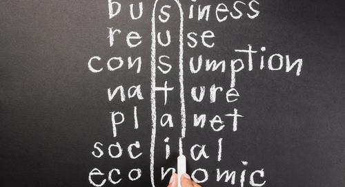 Sustainability saying